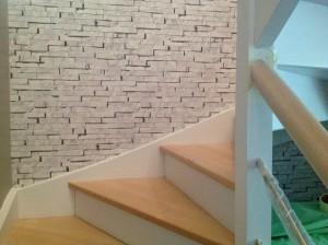 escalier peint-gouin