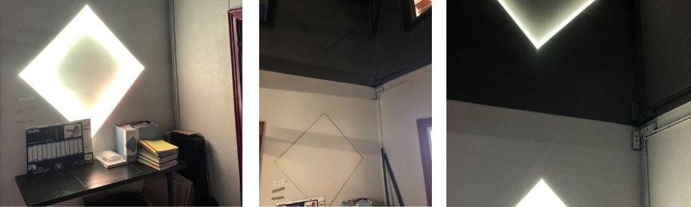 Pose de plafond tendu Barrisol à Angers