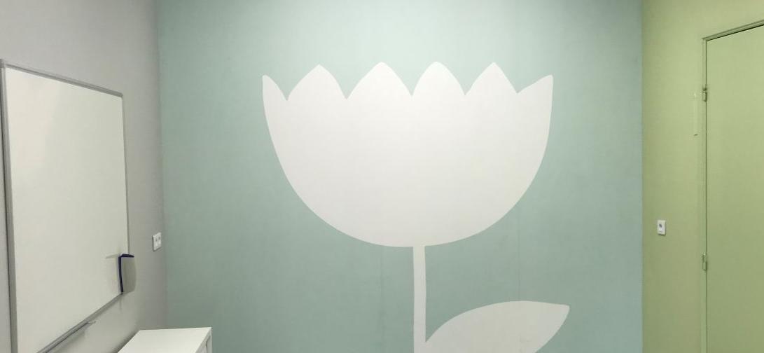 Pose de papier peint à Angers